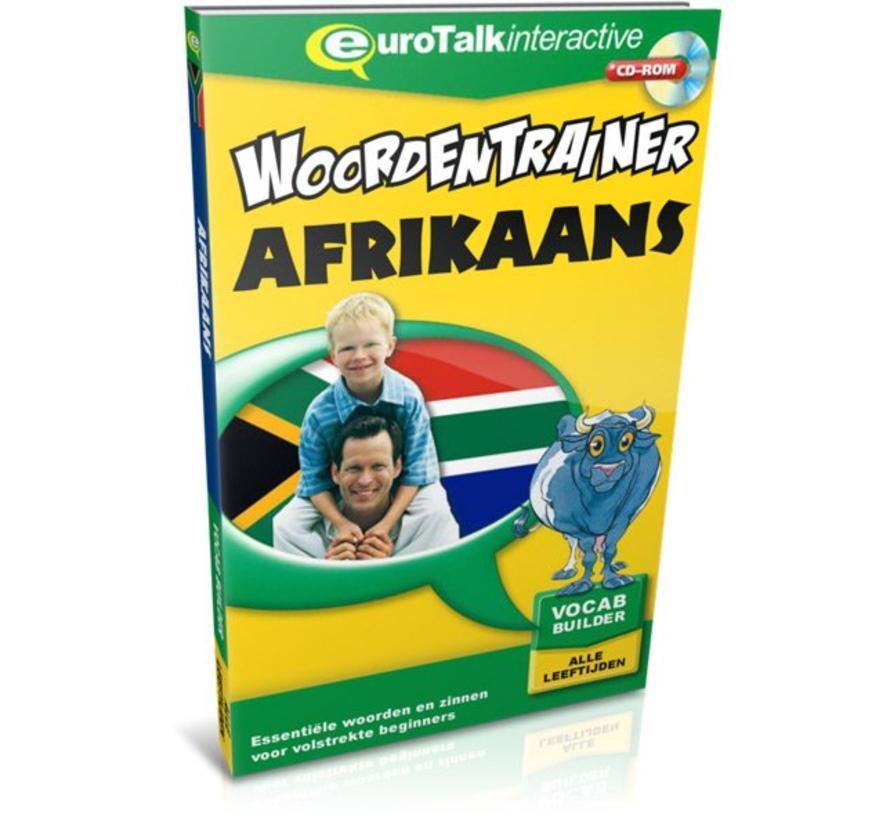 Afrikaans voor kinderen - Woordentrainer Afrikaans