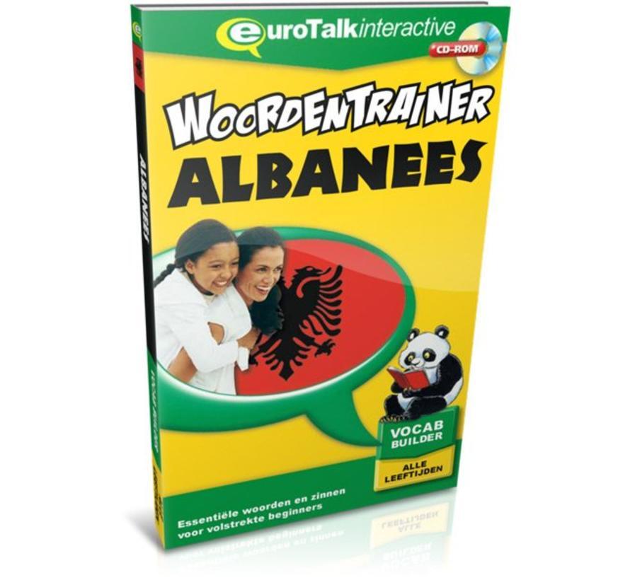 Albanees voor kinderen - Woordentrainer Albanees