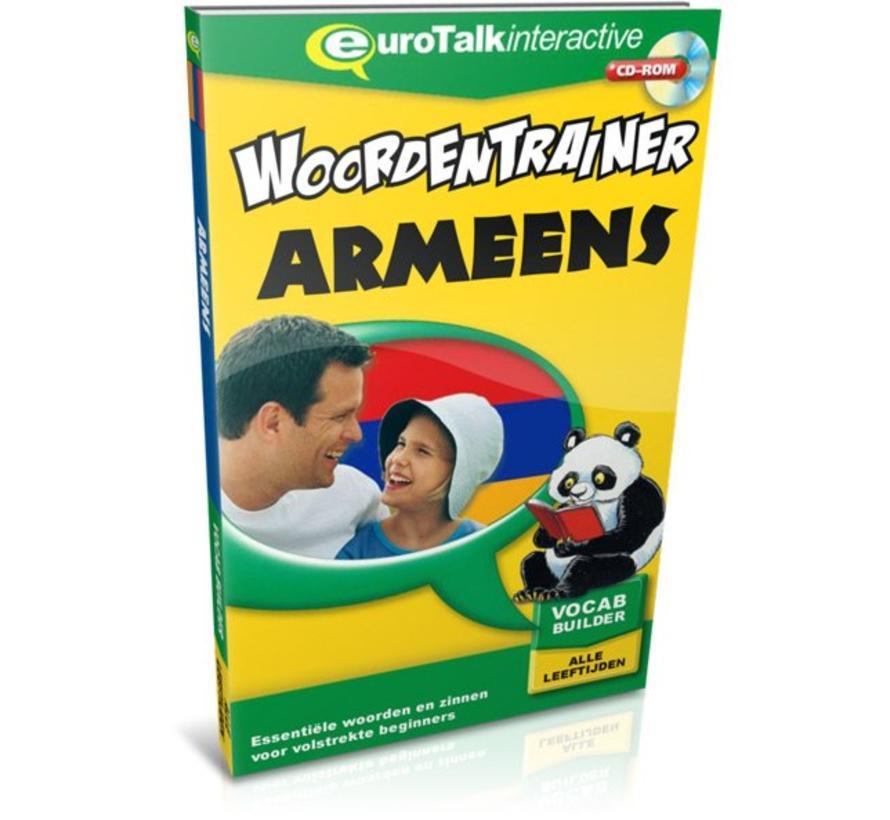 Armeens voor kinderen - Woordentrainer Armeens