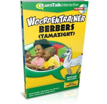 Eurotalk Woordentrainer ( Flashcards) Berbers leren voor kinderen - Flashcards Berbers