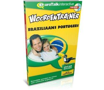 Eurotalk Woordentrainer ( Flashcards) Braziliaans voor kinderen - Woordentrainer Braziliaans Portugees
