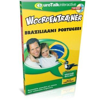 Eurotalk Woordentrainer ( Flashcards) Braziliaans voor kinderen - Woordentrainer Braziliaans
