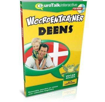 Eurotalk Woordentrainer ( Flashcards) Cursus Deens voor kinderen - Woordentrainer Deens