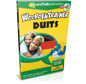 Eurotalk Woordentrainer ( Flashcards) Duits leren voor kinderen - Flashcards