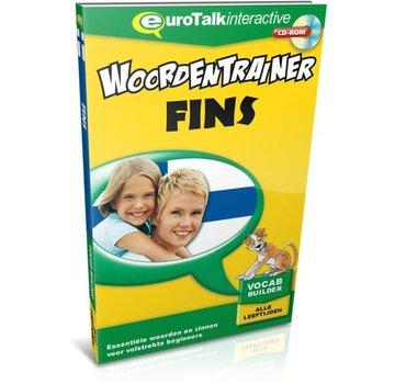 Eurotalk Woordentrainer ( Flashcards) Cursus Fins voor kinderen - Woordentrainer Fins