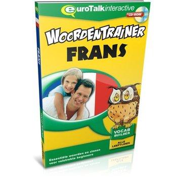 Eurotalk Woordentrainer ( Flashcards) Cursus Frans voor kinderen - Woordentrainer Frans
