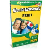 Eurotalk Woordentrainer ( Flashcards) Fries voor kinderen - Woordentrainer Fries