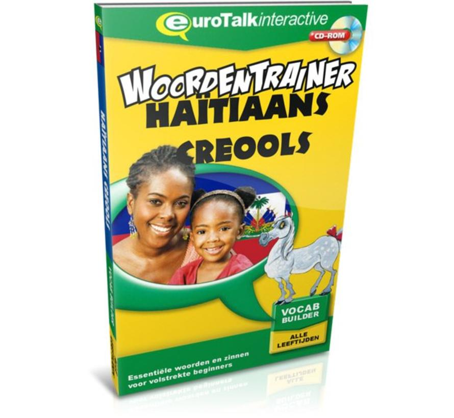 Haïtiaans voor kinderen - Woordentrainer Haïtiaans Creools