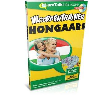 Eurotalk Woordentrainer ( Flashcards) Cursus Hongaars voor kinderen - Flashcards Hongaars