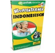 Eurotalk Woordentrainer ( Flashcards) Indonesisch leren voor kinderen - Flashcards