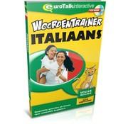 Eurotalk Woordentrainer ( Flashcards) Cursus Italiaans voor kinderen - Woordentrainer Italiaans