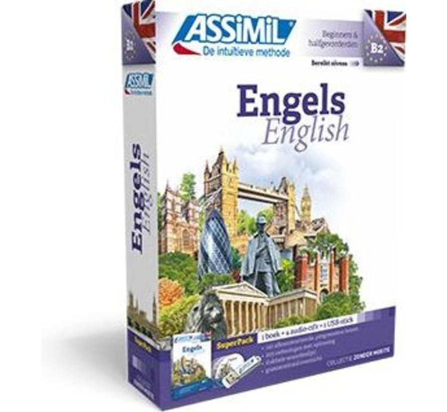 Assimil Engels zonder moeite (Superpack)