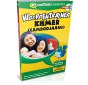Eurotalk Woordentrainer ( Flashcards) Cursus Khmer (Cambodjaans) voor kinderen - Woordentrainer