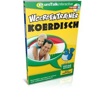 Eurotalk Woordentrainer ( Flashcards) Koerdisch leren voor kinderen - Woordentrainer