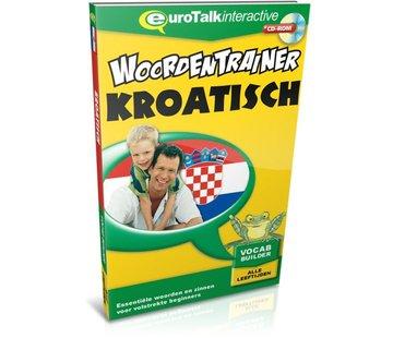 Eurotalk Woordentrainer ( Flashcards) Kroatisch leren voor kinderen - Woordentrainer