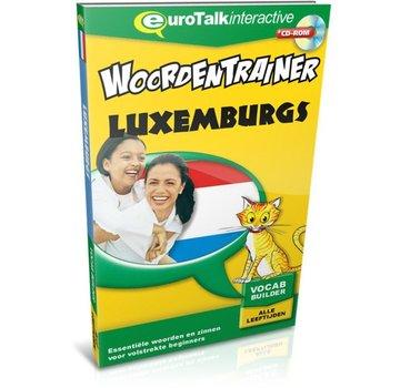 Eurotalk Woordentrainer ( Flashcards) Luxemburgs voor kinderen - Woordentrainer Luxemburgs