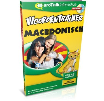 Eurotalk Woordentrainer ( Flashcards) Cursus Macedonisch voor kinderen - Woordentrainer