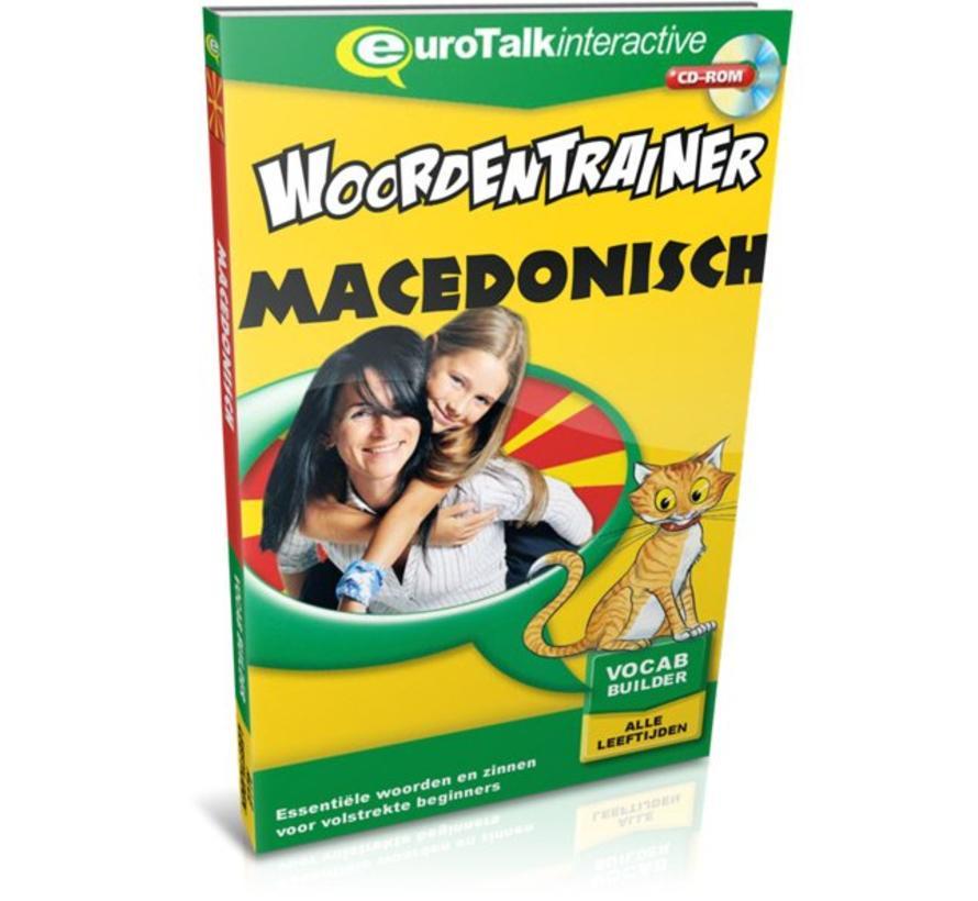 Macedonisch voor kinderen - Woordentrainer Macedonisch
