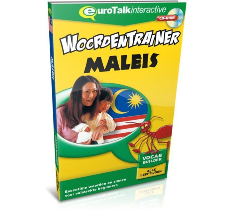 Maleis voor kinderen - Woordentrainer Maleis