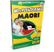 Eurotalk Woordentrainer ( Flashcards) Cursus Maori voor kinderen - Woordentrainer