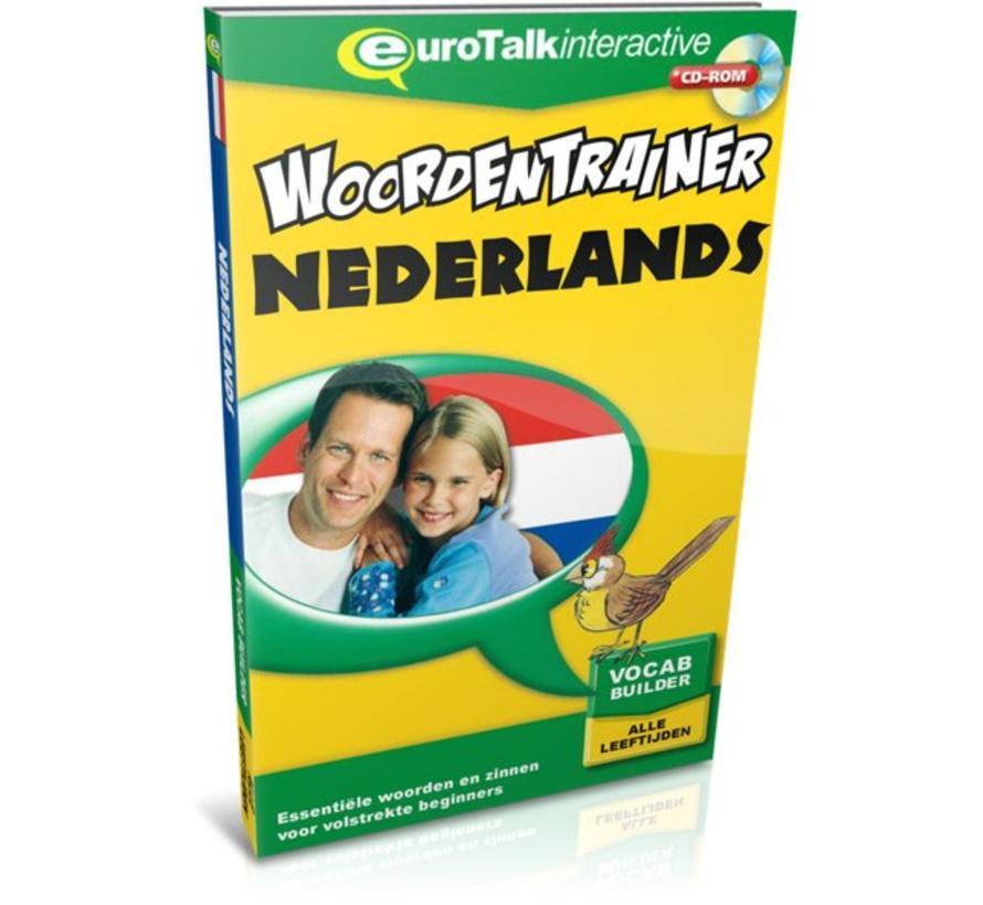 Nederlands voor kinderen - Woordentrainer Nederlands