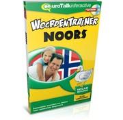 Eurotalk Woordentrainer ( Flashcards) Cursus Noors voor kinderen - Flashcards