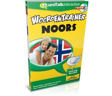 Eurotalk Woordentrainer ( Flashcards) Cursus Noors voor kinderen - Woordentrainer