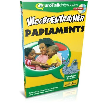 Eurotalk Woordentrainer ( Flashcards) Cursus Papiaments voor kinderen - Flashcards