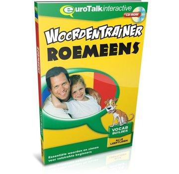 Eurotalk Woordentrainer ( Flashcards) Cursus Roemeens voor kinderen - Woordentrainer  Roemeens