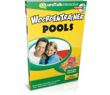Eurotalk Woordentrainer ( Flashcards) Pools leren voor kinderen - Woordentrainer Pools