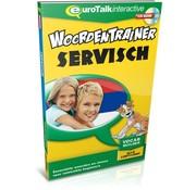 Eurotalk Woordentrainer ( Flashcards) Cursus Servisch voor kinderen - Flashards