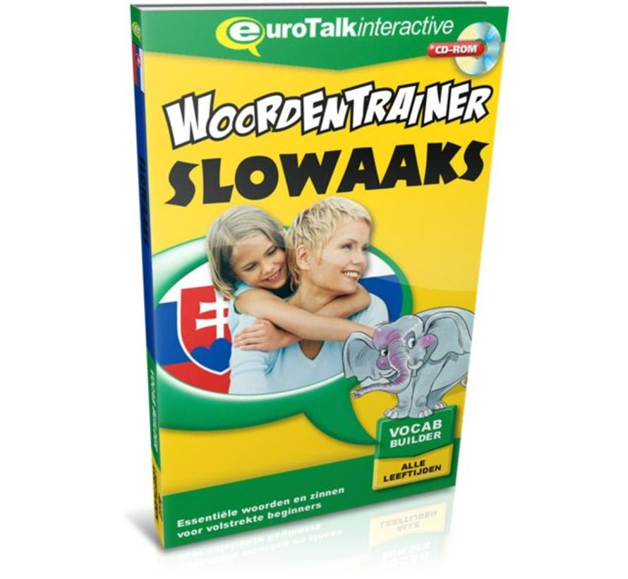 Slowaaks voor kinderen - Woordentrainer Slowaaks