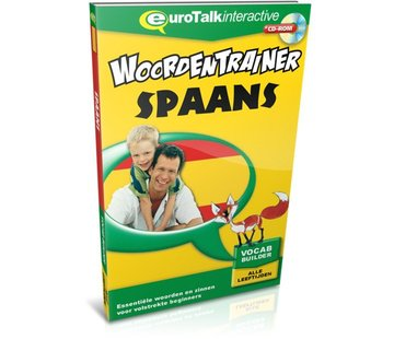 Eurotalk Woordentrainer ( Flashcards) Cursus Spaans voor kinderen - Woordentrainer Spaans