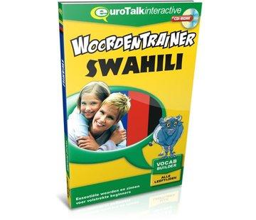 Eurotalk Woordentrainer ( Flashcards) Woordentrainer Swahili - Leer Swahili voor kinderen