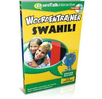 Eurotalk Woordentrainer ( Flashcards) Swahili leren voor Kinderen - Woordentrainer Swahili