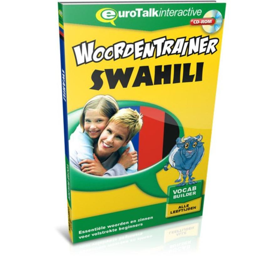 Swahili voor kinderen - Woordentrainer Swahili