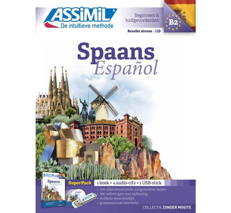 Assimil Spaans zonder moeite - Complete cursus Spaans