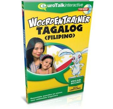 Eurotalk Woordentrainer ( Flashcards) Tagalog (Filipijns) leren voor kinderen - Woordentrainer