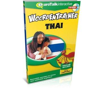 Eurotalk Woordentrainer ( Flashcards) Cursus Thais voor kinderen - Woordentrainer Thai