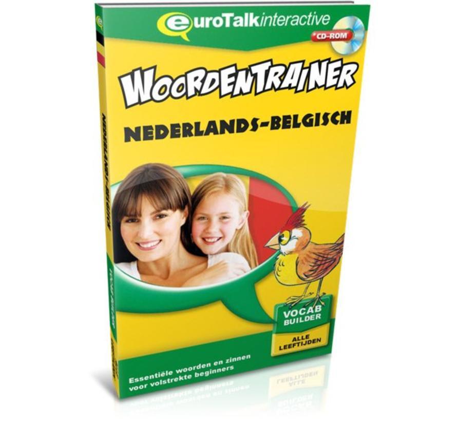 Cursus Vlaams voor kinderen - Woordentrainer