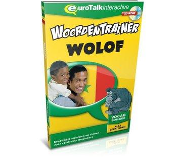 Eurotalk Woordentrainer ( Flashcards) Cursus Wolof voor kinderen - Woordentrainer