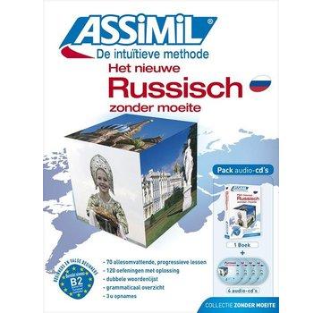 Assimil Russisch leren zonder moeite - Leerboek + Audio CD's