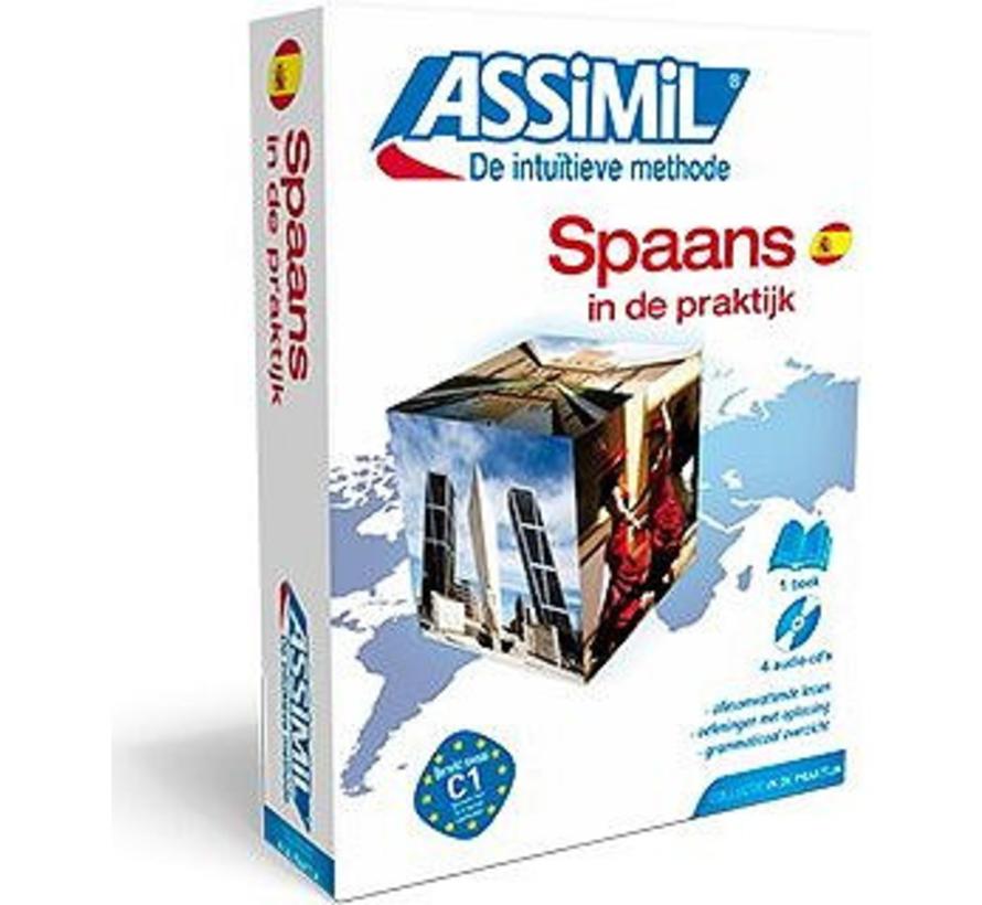 Assimil Spaans in de praktijk tot C1 niveau