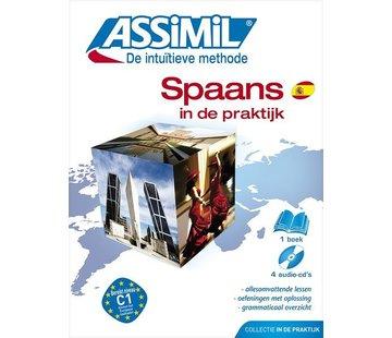 Assimil Spaans in de praktijk - Leerboek + Audio CD's