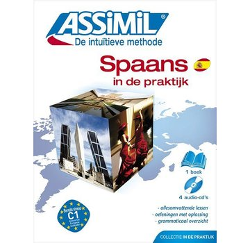 Assimil - Taalcursussen & Leerboeken Spaans in de praktijk - Leerboek + Audio CD's