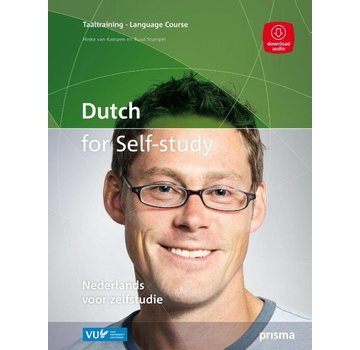 Prisma taalcursussen Dutch for Self-Study - Nederlands voor Zelfstudie (Leerboek + Audio)