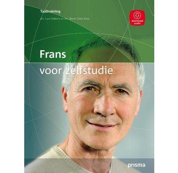 Prisma taalcursussen Frans leren voor Zelfstudie (Leerboek + Audio)