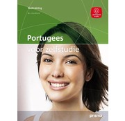 Prisma taalcursussen Portugees leren voor Zelfstudie (Leerboek + Audio)