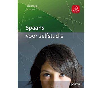 Prisma taalcursussen Spaans leren voor Zelfstudie (Leerboek + Audio)