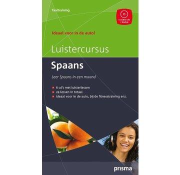 Prisma - Download taalcursussen Luistercursus Spaans (Download) - Leer Spaans voor Beginners